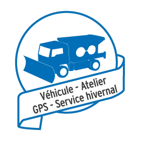 GPS Service hivernal