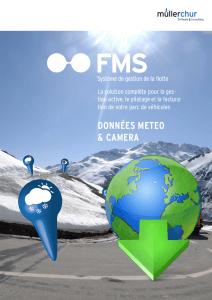 FMS Données meteo et camera müllerchur