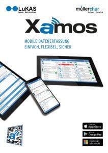 Xamos müllerchur mobile Datenerfassung